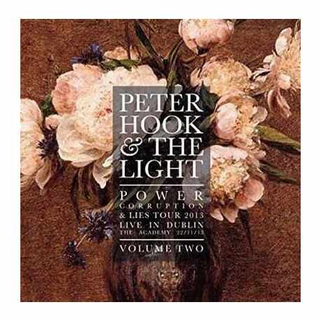 Peter Hook And The Light - Power, Corruption & Lies Tour 2013 Live In Dublin The Academy 22/11/13 Volume Two (Vinyl)