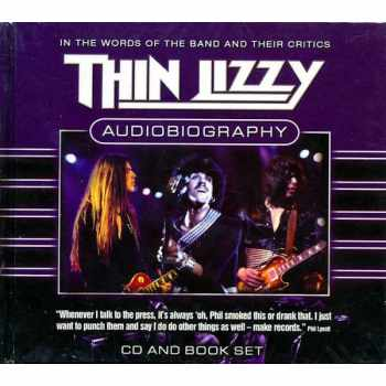 Thin Lizzy - Audiobiography  (CD)