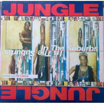 Lloydie Crucial - Jungle In The Suburbs (Vinyl)