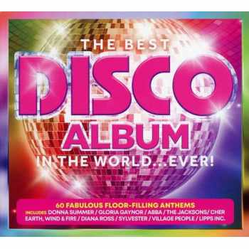 Various - The Best Disco Album In The World...Ever! (CD)
