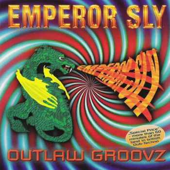 Emperor Sly - Outlaw Groovz (CD)