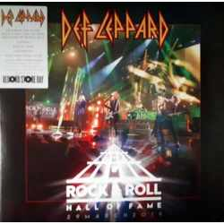 Def Leppard - Rock & Roll Hall Of Fame 29 March 2019 (Vinyl)