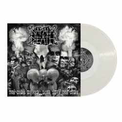 Napalm Death - The Code Is Red... Long Live The Code (Vinyl)