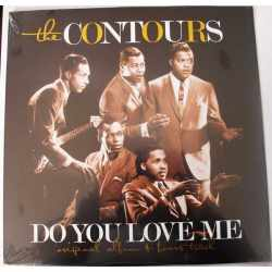 The Contours - Do You Love Me (Now That I Can Dance) (Vinyl)