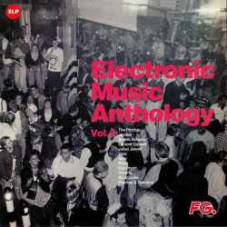 Various - Electronic Music Anthology by FG Vol.3 Techno Gems (Vinyl)