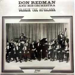 Don Redman And His Orchestra - Shakin' The Africann (Vinyl)