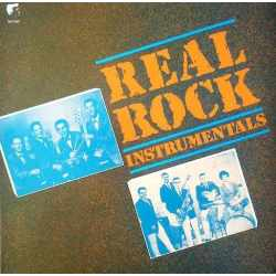 Various - Real Rock Instrumentals (Vinyl)