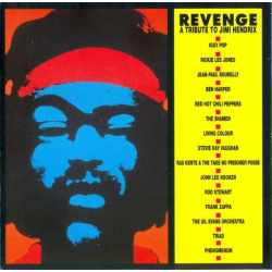 Various - Revenge - A Tribute To Jimi Hendrix (CD)
