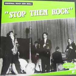 Various - Stop Then Rock (Vinyl)