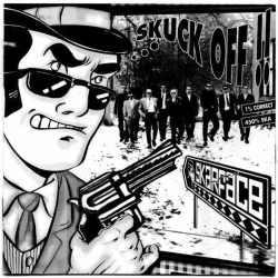 Skarface  - Skuck Off !! (CD)