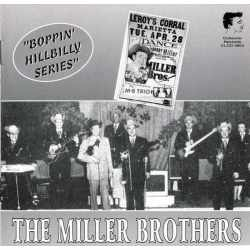 Miller Brothers - The Miller Brothers (CD)