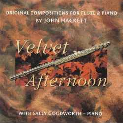 John Hackett - Velvet Afternoon (CD)