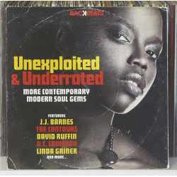 Various - Unexploited And Under-Rated  (More Contemporary Soul Gems) (CD)