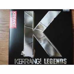 Various - Kerrang! Legends (Vinyl)