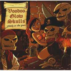 Voodoo Glow Skulls - Steady As She Goes (CD)