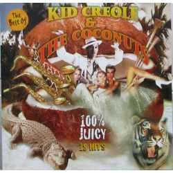 Kid Creole And The Coconuts - 100% Juicy  (CD)