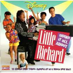 Little Richard - Shake It All About (CD)