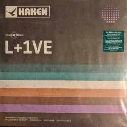 Haken  - L+1VE (Vinyl, CD)