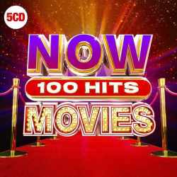 Various - Now 100 Hits Movies (CD)