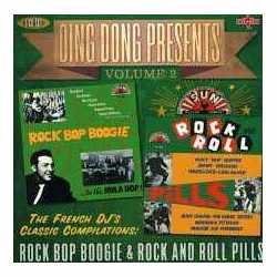 Various - Rock Bop Boogie... To The Hula Hop! / Rock And Roll Pills (CD)