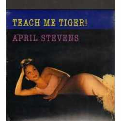 April Stevens - Teach Me Tiger! (Vinyl)