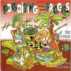 Various - Pogoiting With The Froggs (Tribes Of England Part 4) (CD)
