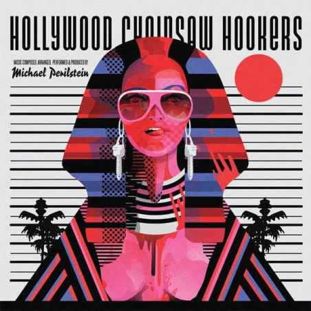 Michael Perilstein - Hollywood Chainsaw Hookers (Original Motion Picture Score (And Then Some)) (Vinyl)