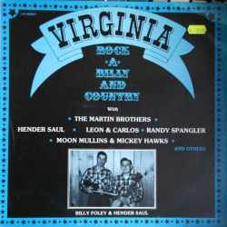 Various - Virginia Rock-A-Billy And Country (Vinyl)