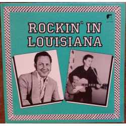 Various - Rockin' In Louisiana Vol. 1 (Vinyl)