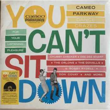 Various - You Can't Sit Down (Cameo Parkway Dance Crazes 1958-1964) (Vinyl)