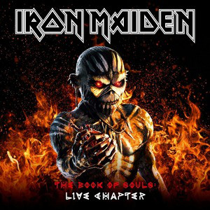 Iron Maiden - The Book Of Souls: Live Chapter (Vin Iron Maiden - The Book Of Souls: Live Chapter (Vinyl)