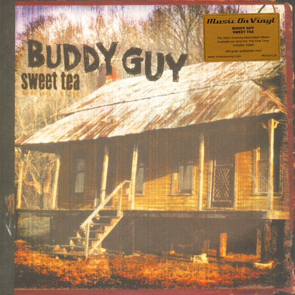 BUDDY GUY - SWEET TEA (VINYL) - Buddy Guy - Sweet Tea (Vinyl) - 33T x 2