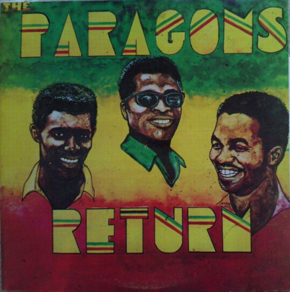 THE PARAGONS - THE PARAGONS RETURN (VINYL) - The Paragons - The Paragons Return (Vinyl) - LP
