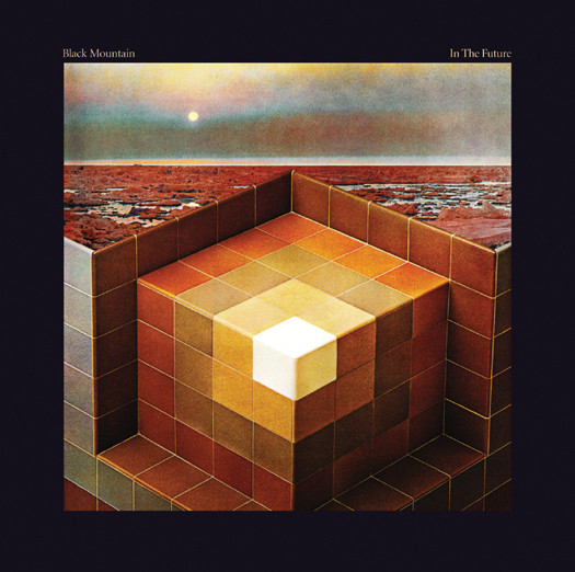 BLACK MOUNTAIN - IN THE FUTURE (VINYL) - Black Mountain - In The Future (Vinyl) - 33T x 2