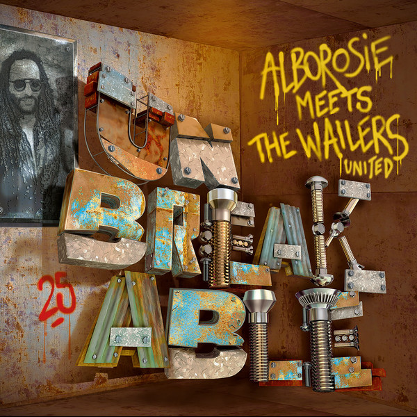 ALBOROSIE THE WAILERS BAND - UNBREAKABLE (VINYL VI - Alborosie The Wailers Band - Unbreakable (Vinyl Vinyl All Media) - LP