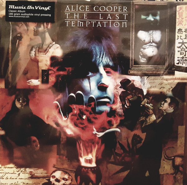 Alice Cooper  - The Last Temptation (Vinyl) - Alice Cooper  - The Last Temptation (Vinyl) - LP