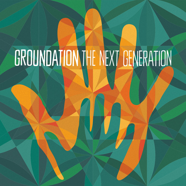 GROUNDATION - THE NEXT GENERATION (VINYL) - Groundation - The Next Generation (Vinyl) - LP x 2