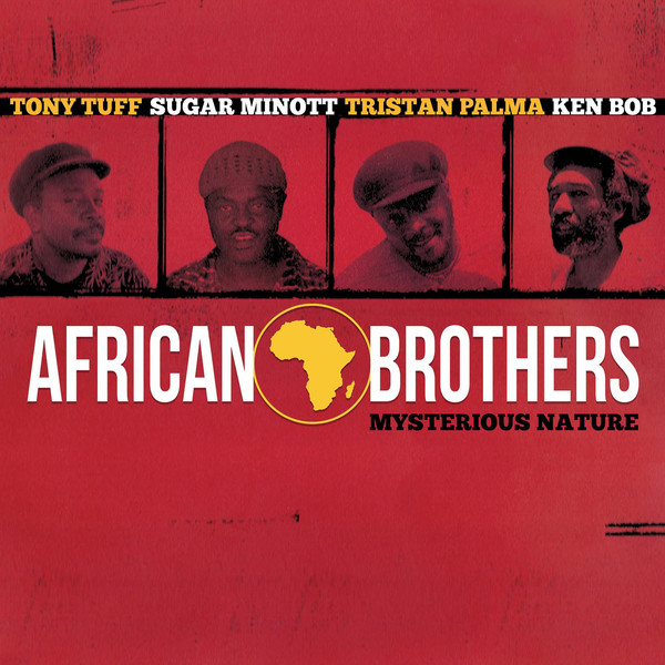 AFRICAN BROTHERS  - MYSTERIOUS NATURE (VINYL) - African Brothers  - Mysterious Nature (Vinyl) - LP x 2