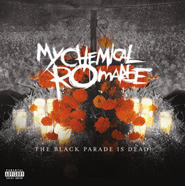 My Chemical Romance - The Black Parade Is Dead! (V - My Chemical Romance - The Black Parade Is Dead! (Vinyl) - LP x 2