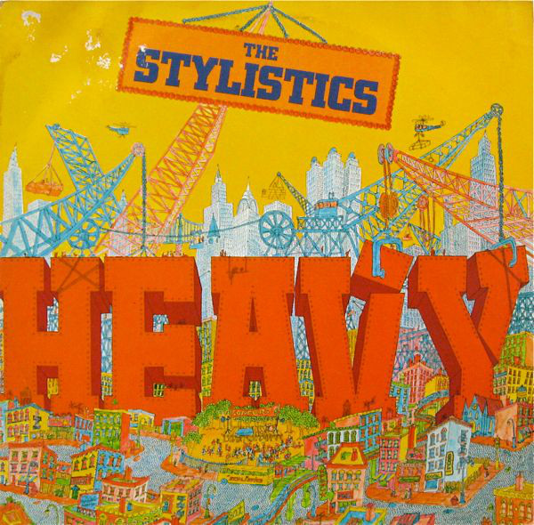 The Stylistics - Heavy (Vinyl) The Stylistics - Heavy (Vinyl)