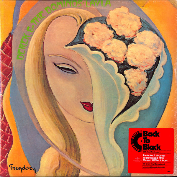 DEREK & THE DOMINOS - LAYLA AND OTHER ASSORTED LOV - Derek & The Dominos - Layla And Other Assorted Love Songs (Vinyl) - 33T x 2