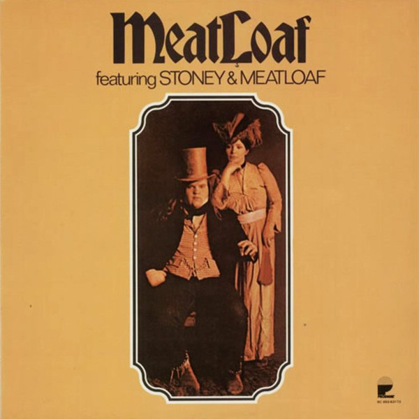 MEAT LOAF - FEATURING STONEY & MEATLOAF (VINYL) - Meat Loaf - Featuring Stoney & Meatloaf (Vinyl) - 33T