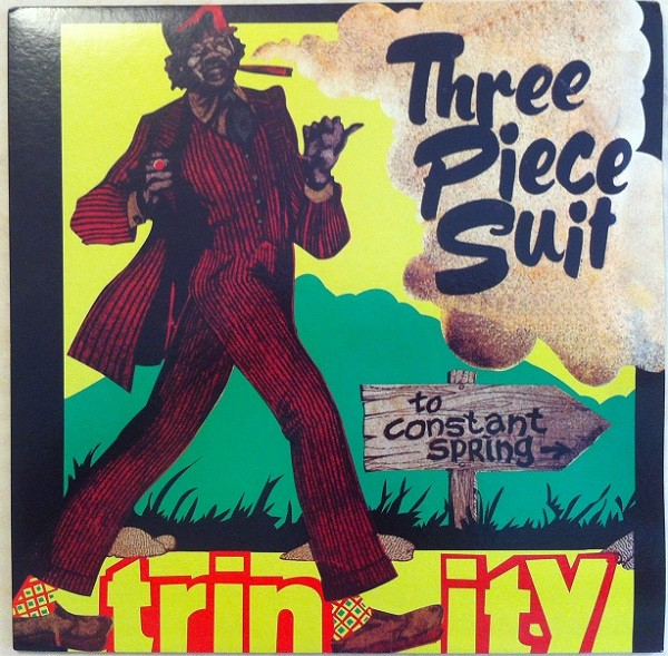 TRINITY  - THREE PIECE SUIT (VINYL) - Trinity  - Three Piece Suit (Vinyl) - LP