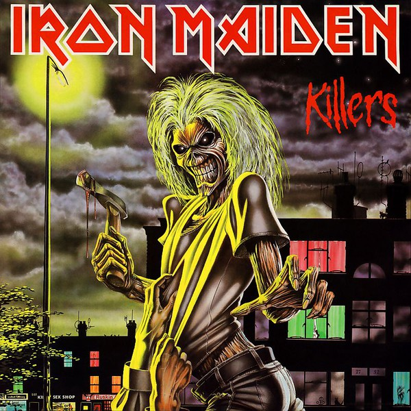 Iron Maiden - Killers (Vinyl) Iron Maiden - Killers (Vinyl)