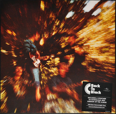 CREEDENCE CLEARWATER REVIVAL - BAYOU COUNTRY (VINY - Creedence Clearwater Revival - Bayou Country (Vinyl) - 33T