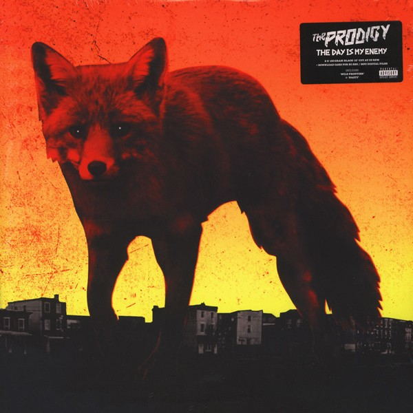 THE PRODIGY - THE DAY IS MY ENEMY (VINYL) - The Prodigy - The Day Is My Enemy (Vinyl) - 33T x 2