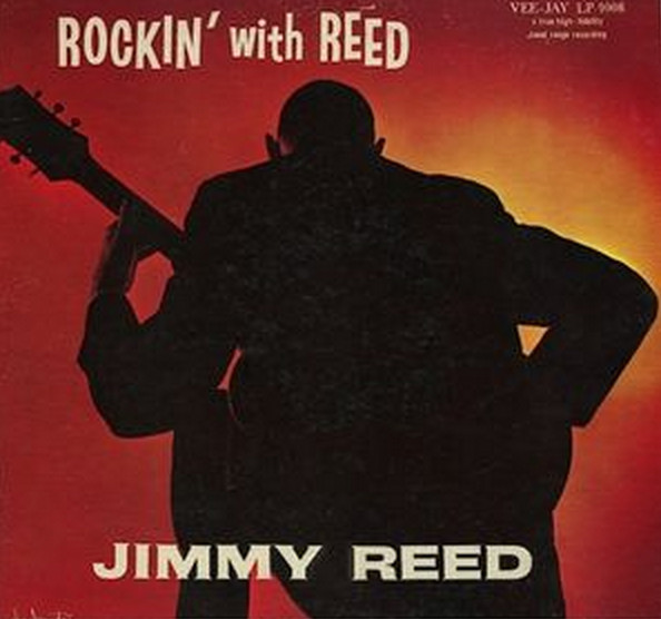 JIMMY REED - ROCKIN' WITH REED (VINYL) - Jimmy Reed - Rockin' With Reed (Vinyl) - LP